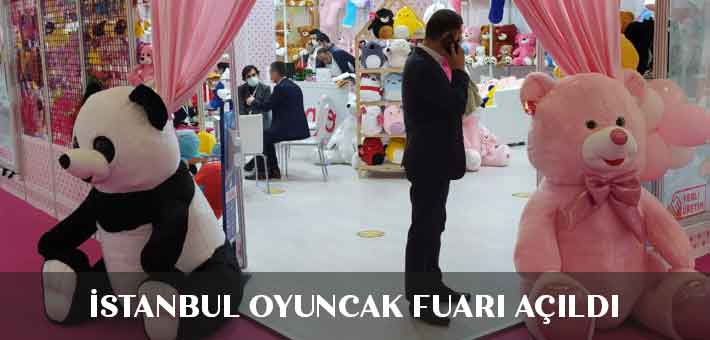 istanbul oyuncak fuarı